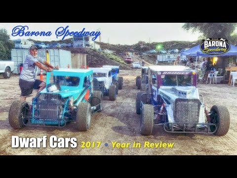 Barona Speedway Dwarf Cars 2017 • The Year in Review