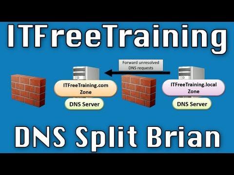 DNS Split Brain
