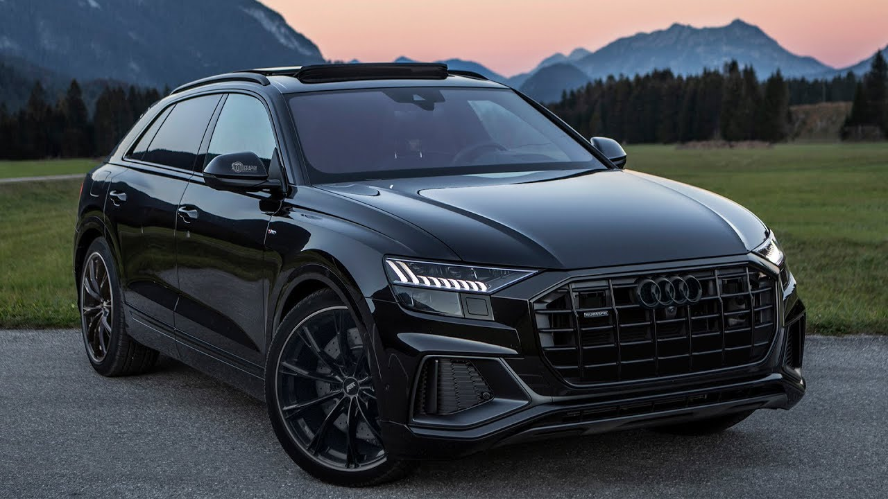 2019 AUDI Q8 ABT! - The NEW project from ABT SPORTSLINE ...