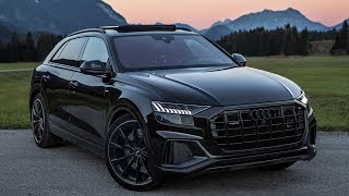 2019 AUDI Q8 ABT! - The NEW project from ABT SPORTSLINE! - 50TDI - 326hp/650Nm - First details