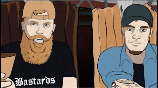 Смотреть клип Adam Calhoun & Upchurch - The Slaughter