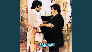 Tere Jaisa Yaar Kahan (Yaarana / Soundtrack Version)