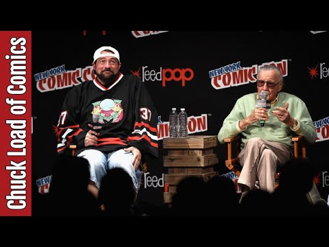 RIP Stan Lee  Kevin Smith Talks About Making Mallrats with Stan Lee