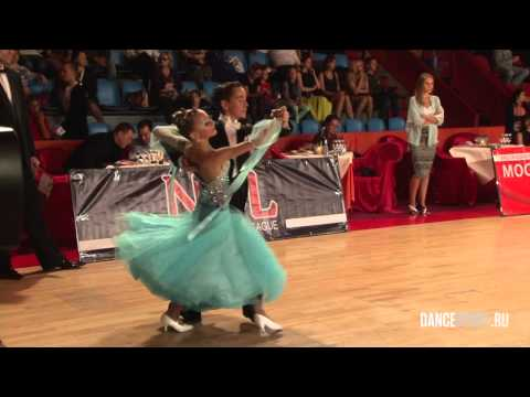 Romanov Valerii - Khrometskova Alina, Final Tango