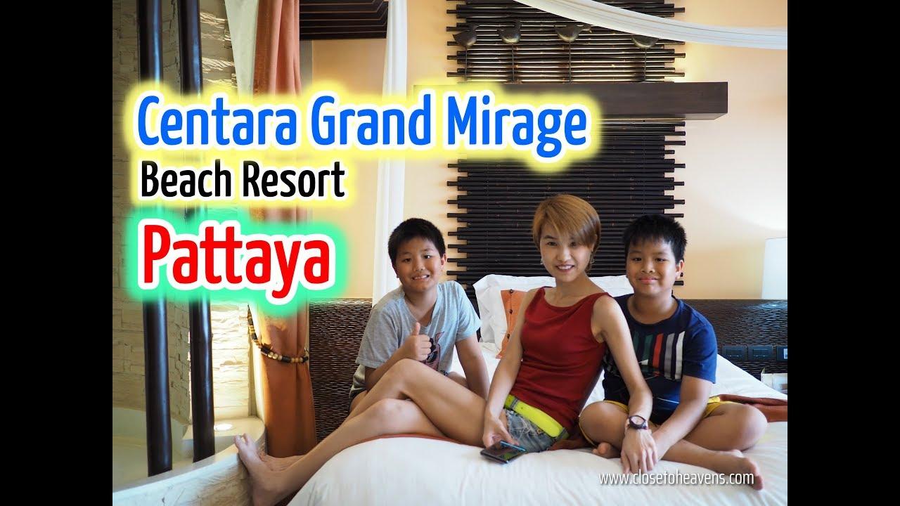 รีวิว ที่พัก #16: Centara Grand Mirage Beach Resort PATTAYA