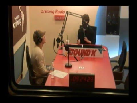160328 KIXS(키스) on Arirang Sound K Radio