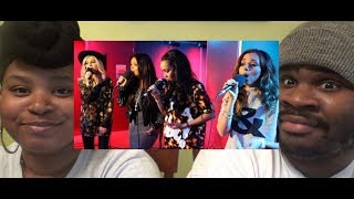 LITTLE MIX - COUNTING STARS/HOLY GRAIL (MEDLEY) - REACTION