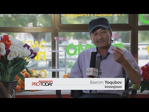 Intervyu - Bahrom Yoqubov (PROTODAY)