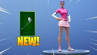 *NEW* BIRDIE SKIN & DRIVER PICKAXE! Fortnite Item Shop April 14, 2019