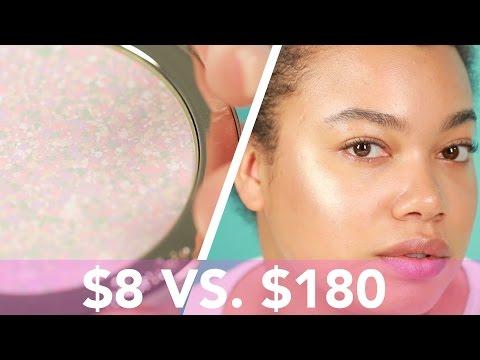 $8 Vs. $180 Highlighter
