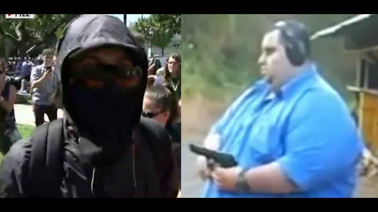 Antifa vs. McDonald's Special Forces