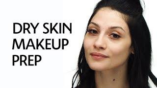 Get Ready With Me: Dry Skin Makeup Prep | Sephora