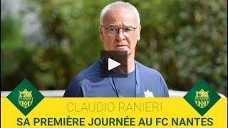 Claudio Ranieri : ses premiers pas au FC Nantes