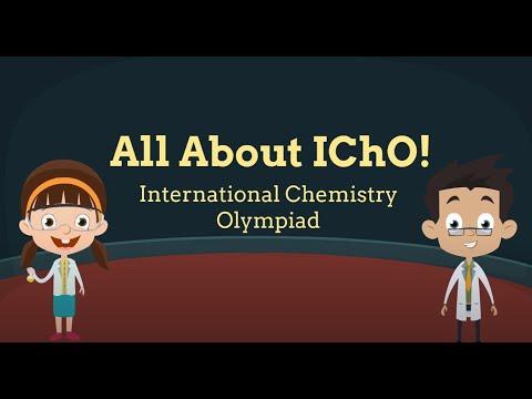 51st IChO Paris, France   International Chemistry Olympiad 2019