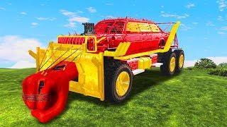 NEW MEGA Monster Truck DLC! - GTA 5 Online