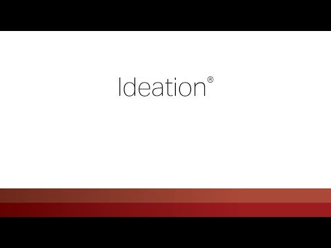 Ideation - Learn More About Your Innate Talents From Gallup's Clifton StrengthsFinder!