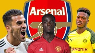 Arsenal Make Approach For Eric Bailly | Daily Transfer Update