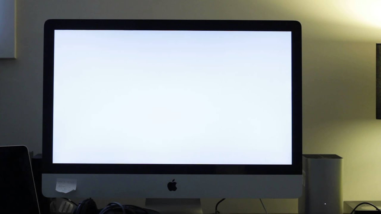 iMac crashes after Graphic Card failure