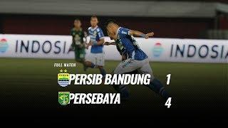 [Pekan 26] Cuplikan Pertandingan Persib Bandung vs Persebaya, 20 Oktober 2018