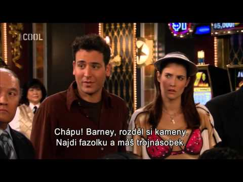 himym atlantic city barney casino