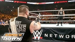 Roman Reigns vs. Kevin Owens: SmackDown – 29. Oktober 2015