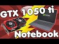 Das GÜNSTIGSTE 1050ti NOTEBOOK mit ECHTEM DESKTOP Prozessor | Clevo W650KK1