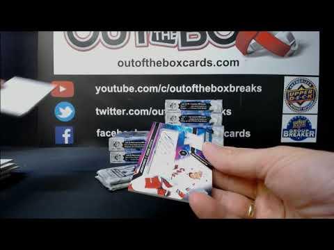 Out Of The Box Group Break #9159 20-21 SPX INNER CASE TEAM RANDOM