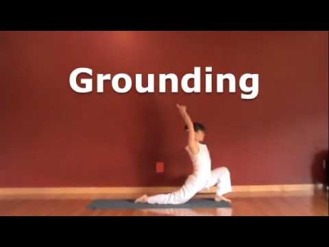 Gwen - Moon Salutations - Chandra Namaskar - Green Lotus Yoga & Healing Center