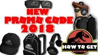 Nouveau!!! Code promo Roblox! [100% TRAVAIL!!!] Obtenez tous les 4 ÉLÉMENTS Jurassic World