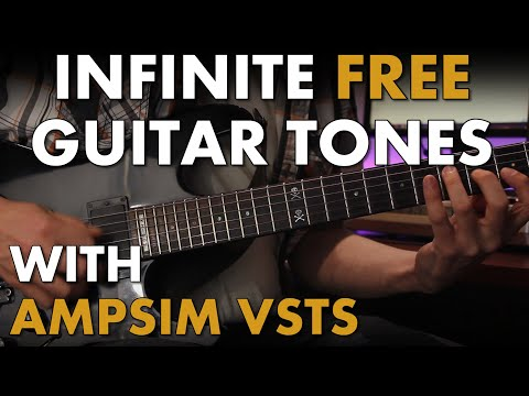 Crafting Amazing Guitar Tones And Effects With Free Ampsim VSTs [HOW TO]