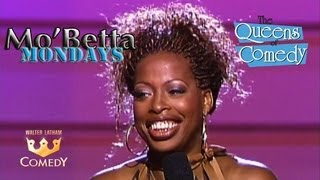 "Adele Givens ""Ghetto Baby Names"" Queens of Comedy"