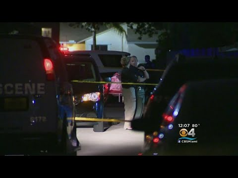 Couple Found Shot To Death In Pembroke Pines