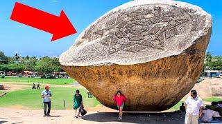 Этот Гигантский Камень Нарушает Все Законы Физики