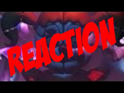 Five Nights at Freddy's Sister Location Trailer REACTION | It's not as scary as I thought