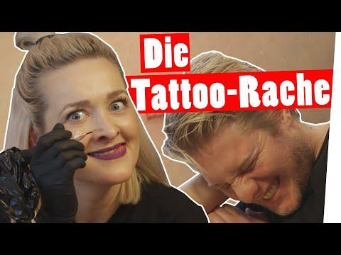 Bestrafung: Tattoo- Prank