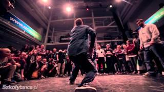 Finał Popping - Sheva vs Boo | SDK Poland 2014