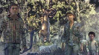 Spare or Kill Baby Rabbit /The Walking Dead: The Final Season
