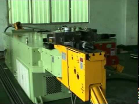 Cách Lập trình máy Máy uốn ống điều khiển số