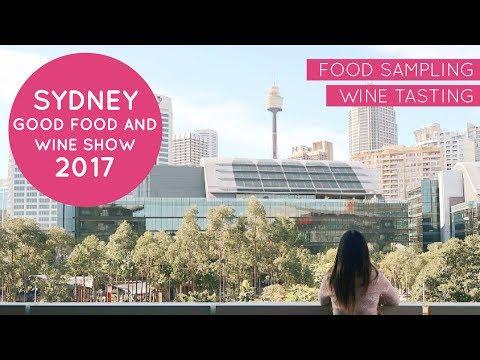 Sydney Good Food and Wine Show 2017