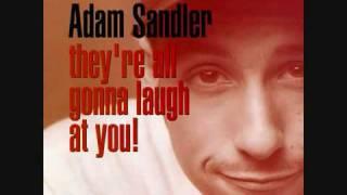 Adam Sandler - At a Medium Pace