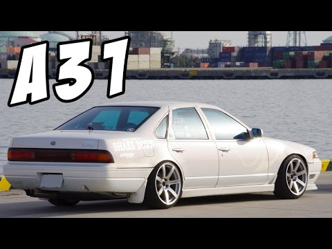 Nissan Cefiro A31 Compilation Burnouts Exhausts Youtube