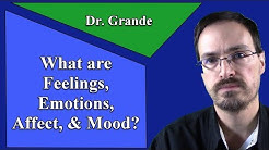 What are Emotions, Feelings, Affect, and Mood?