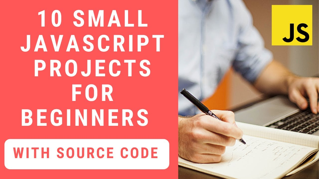 Simple vanilla javascript projects for beginners 2020