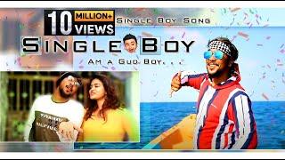 #Gana Achu's Lyrics & tune #Single Boy #ஒத்த பையன் #Bennet #Clara & Live!!! #கானா அச்சு.