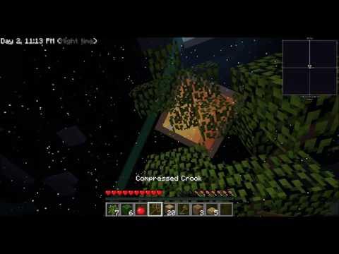 Sky Factory 3 E1   Trees