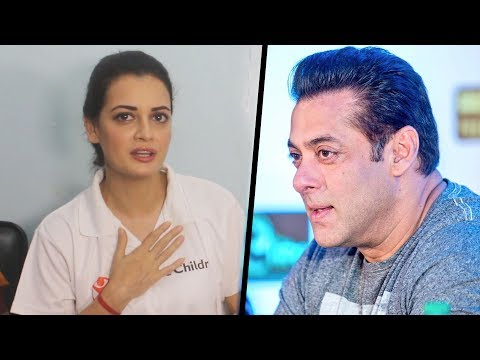 Dia Mirza's Amazing Comment On Salman Khan's BIOPIC