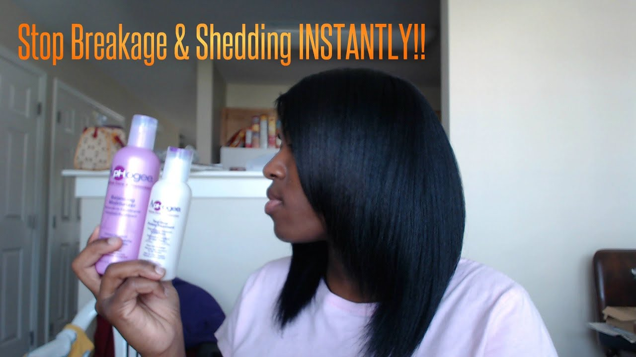How To Stop Shedding On Natural Hair
