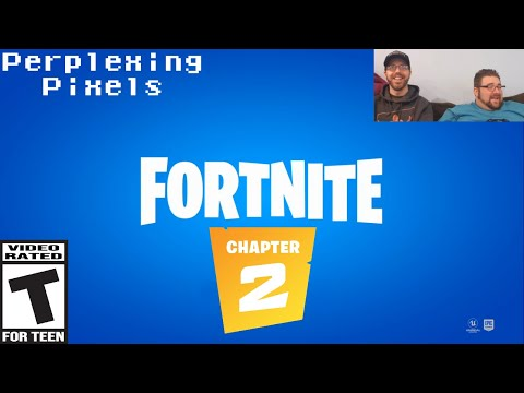 Perplexing Pixels: Fortnite Chapter 2 (Xbox One X) (review/commentary) Ep357