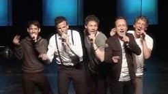 """BASTA: """"Es ist nur a cappella, doch ich mag es"""" (Offizielle Live-Version)"""