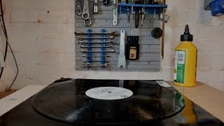 Cleaning Records With Wood Glue, Does It Really Work?